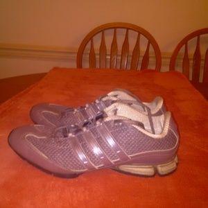 Mens' Adidas Brown/Tan Casual shoes 9.5B